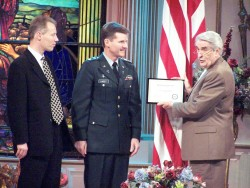 Military Bible Association Mourns the Passing of TBN Founder Dr. Paul Crouch - Christian Newswire