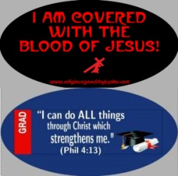'Covered with the Blood of Jesus' Novelty Gifts are Back ...
